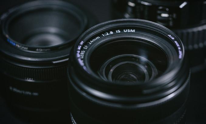使用機材 Camera