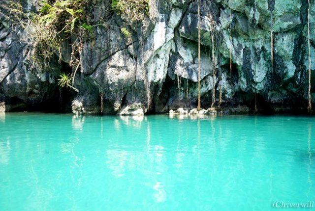 プエルト・プリンセサ地底河川国立公園 Puerto-Princesa Subterranean River National Park in Philippines Photo by Mayumi