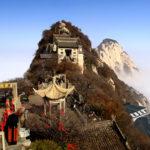 まさに仙郷!水墨画の世界が広がる西岳・崋山【北峰編】