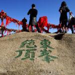 まさに仙郷!水墨画の世界が広がる西岳・崋山【東峰~南峰編】