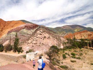 アルゼンチン ウマウワカ渓谷 Argentine Humahuaca