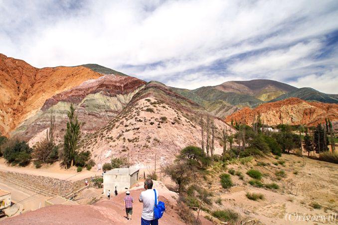 七色の丘!天然パレットのウマウアカ渓谷<p>