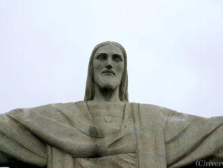 ブラジル リオデジャネイロ コルコバードの丘 Brazil Rio de Janeiro