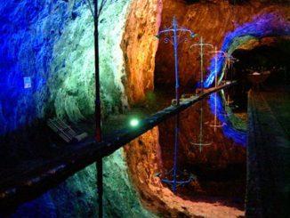 コロンビア ネモコン岩塩坑 Colombia Nemokon Salt Cave