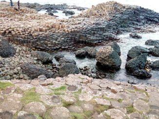 アイルランド ジャイアント・コーズウェイ Ireland Giant's Causeway