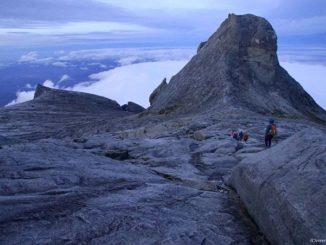マレーシア キナバル山 Malaysia Mt. Kinabaru