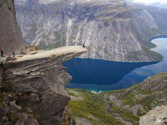 ノルウェー トロルトゥンガ Norway Trolltunga