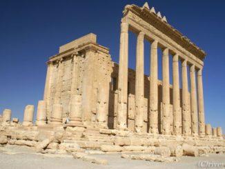 シリア パルミラ Syria Palmyra