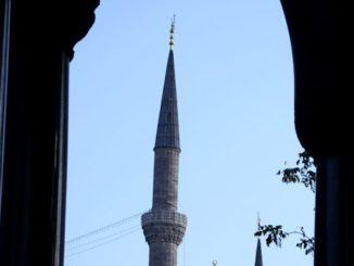 トルコ イスタンブール ブルーモスク スルタンアフメト・モスク Turkey Istanbul Blue Musque Sultanahmet Camii