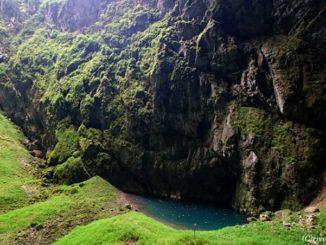 チェコ プンクヴァ洞窟 Czech Punkva Cave