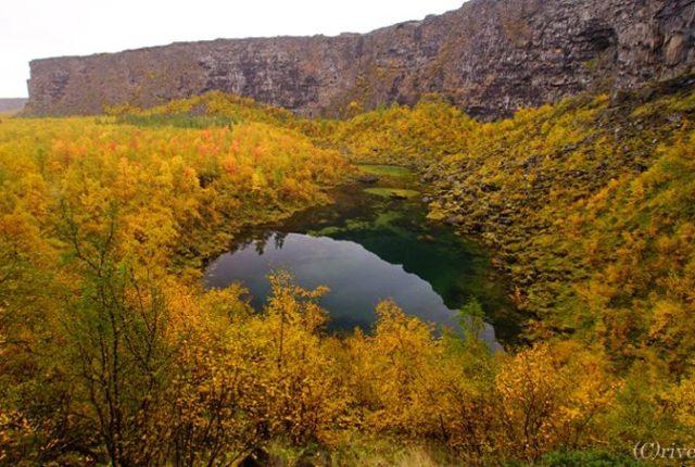 アイスランド アウスビルギ Iceland Aysbir valley