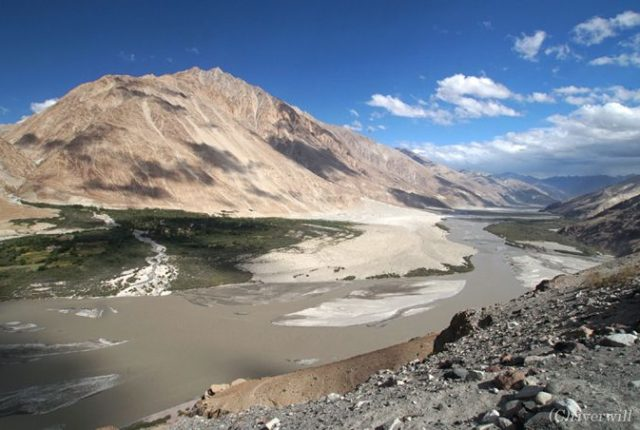 インド ヌブラ渓谷 India Nubra Valley
