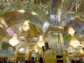 イラン シャー・チェラーグ廟 Iran Shah Cheragh