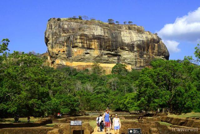 スリランカ シギリヤ, Sri Lank Sygiriya