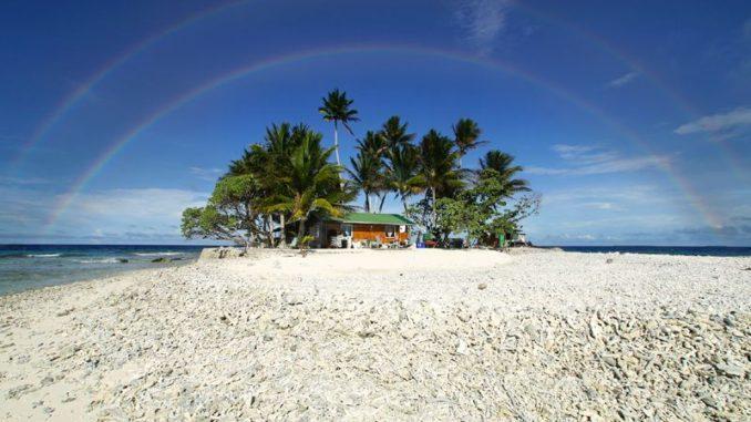 ジープ島 JEEP Island Micronesia Chuuk
