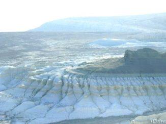 カザフスタン ウスチュルト台地 Kazakhstan ustyurt Plateau