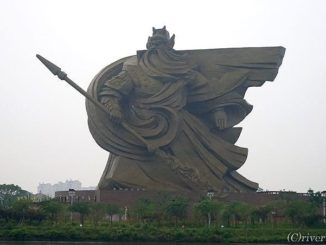 中国 荊州 三国志 関羽 China Jingzhou Sanguo history Guan Yu