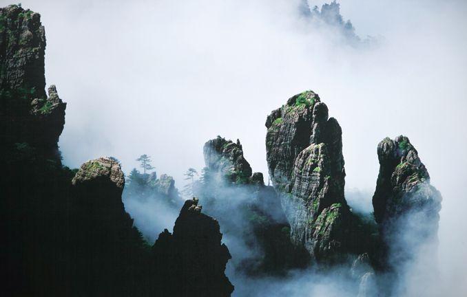 野人の杜!知られざる中国の新世界遺産「神農架」~その5「神農谷風景区」
