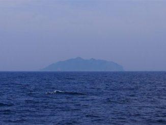 福岡県沖ノ島  Fukuoka Okinoshima