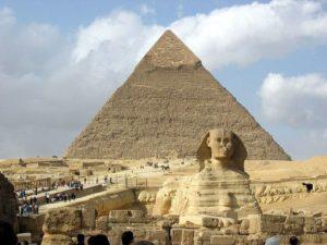 ギザのプラミッド群 Pyramid