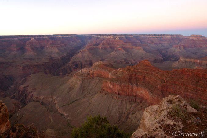 アメリカ グランドキャニオン 世界遺産 USA Grand Canyon World Heritage
