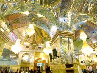 シャー・チェラーグ廟 Iran Shah Cheragh