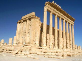 シリア パルミラ宮殿 Palmyra Syria