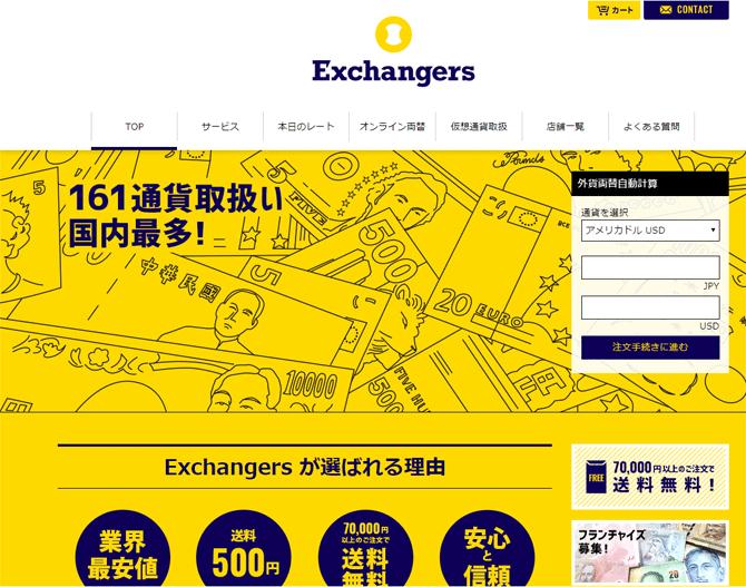 Exchangers TOP
