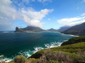 南アフリカ ケープ半島 チャップマンズ・ピーク・ドライブ South Africa Chapmans Peak Drive Cape Peninsula