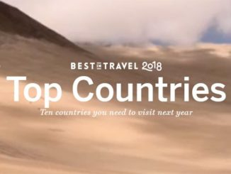 Lonely Planet Best Travel 2018