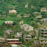 必見!上海沖に浮かぶ枸杞島の緑の廃村「後頭湾村」がジブリオーラ全開