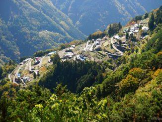 長野 南信州 下栗の里 遠山郷 Nagano Minamishinshu Shimogurinosato