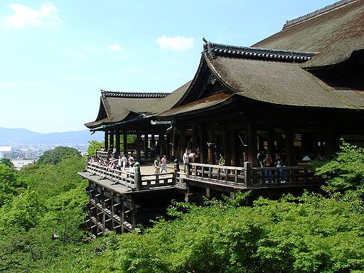 清水寺 Kiyomizu-dera