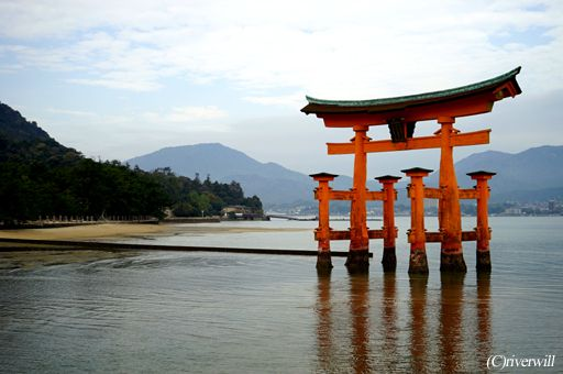 厳島神社 Itsukushima Shrine