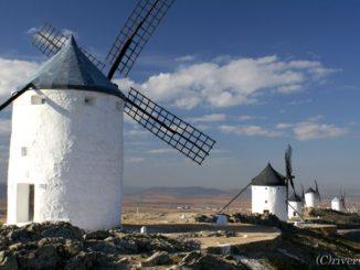スペイン ラ・マンチャ Spain La Mancha