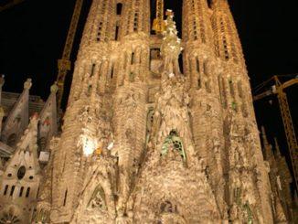 スペイン バルセロナ サグラダファミリア Spain Barcelona Sagrada Família