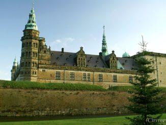 デンマーク クロンボー城 Denmark Kronborg Castle