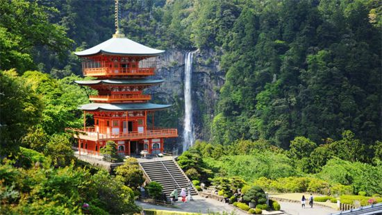 04那智の滝(和歌山) Japan's 34 most beautiful places