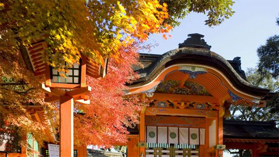 14 佐神宮(大分) Japan's 34 most beautiful places