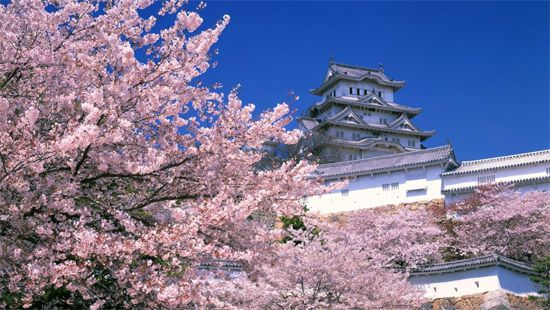 24 姫路城(兵庫) Japan's 34 most beautiful places