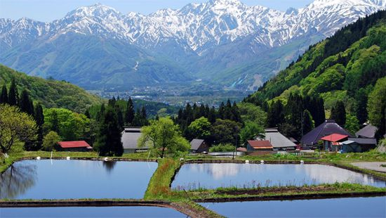 26 白馬村(長野) Japan's 34 most beautiful places