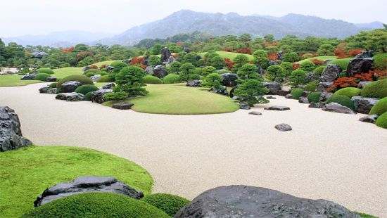 27 足立美術館(島根) Japan's 34 most beautiful places