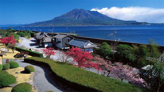 30 仙巌園(せんがんえん)(鹿児島) Japan's 34 most beautiful places