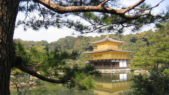 31 金閣寺(京都) Japan's 34 most beautiful places