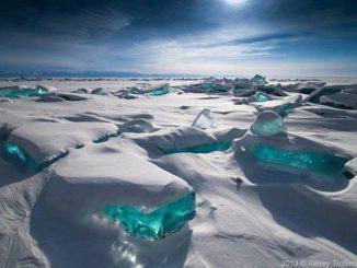 ロシア バイカル湖 Lake Baikal Russia