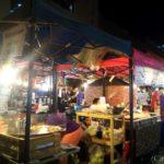まるで宝石箱!鉄道市場「タラート ロットファイ ラチャダー」Ratchada Train Market, Bangkok