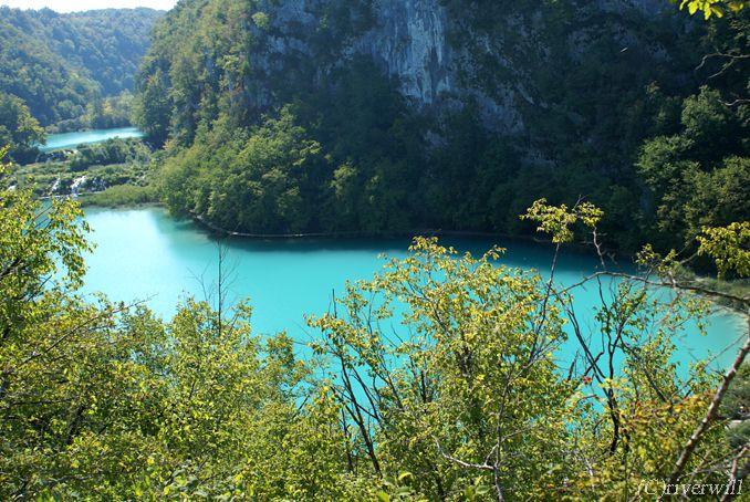 2006年秋 クロアチアの旅 第2弾 プリトヴィッチェ湖群国立公園編