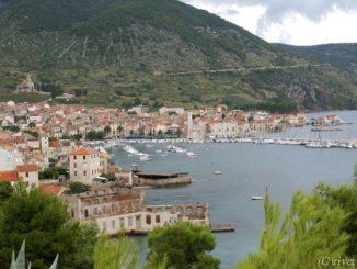 クロアチア ヴィス島 Croatia Vis Island
