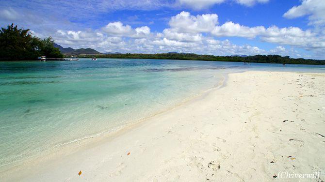 モーリシャス イルオセルフ Mauritius Ile Aux Cerfs