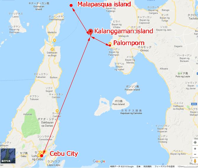 カランガマン島 フィリピン パロンポン Kalanggaman Philippines Palompon